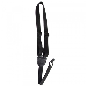 Ukulele Strap On-Stage GSA70B (Black)
